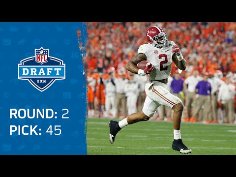 Derrick Henry (RB) | Pick 45: Tennessee Titans | 2016 NFL Draft