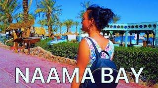 ШАРМ ЭЛЬ ШЕЙХ. Наама бэй! Пляжи, цены, Красное море! Отдых в Египте 2019 VLOG