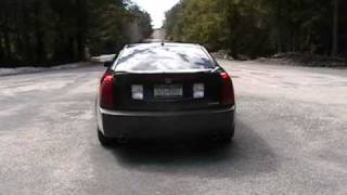 best sounding exhaust for 2006 cts 3 6