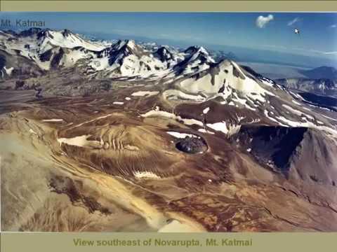 The 20th Century's Biggest Volcanic Eruption: Mt Katmai 100 Years Later