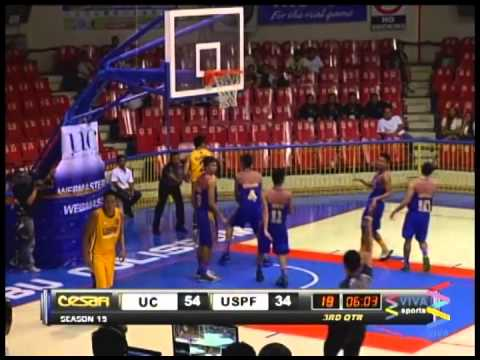 UC Webmasters vs. USPF Panthers 3rd Quarter