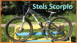Велосипед для прыжков, на раме STELS SCORPIO 1(Обзор бюджетного прыжкового велосипеда на раме STELS SCORPIO!! Вступайте в нашу группу: http://vk.com/club_velo_obzor Подписыв..., 2016-08-03T09:32:15.000Z)