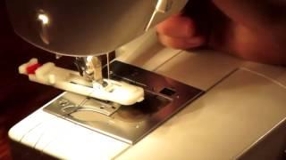 видео Швейная машина New Home 15016 S