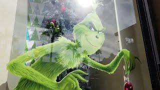HskyArt New Grinch movie merch! Universal Studios Hollywood shopping USH HSKY 2018