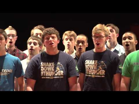 glee club fight song proof