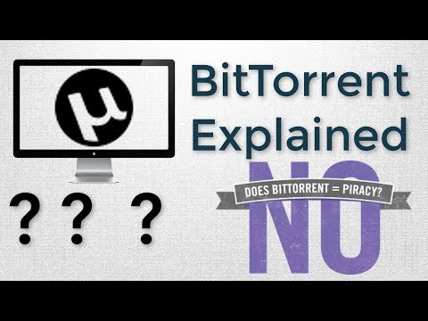 How BitTorrent Works ?| Peer to Peer Protocol ? | Torrents.... Explained