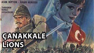 Çanakkale Aslanları  - İngilizce Dublajlı (1964) - Ajda Pekkan & Tanju Gürsu