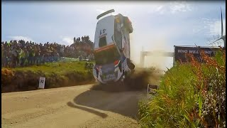 THE BEST RALLY SCENES| Maximum Attack, On the Limit, Flat Out, Crashes & Jumps