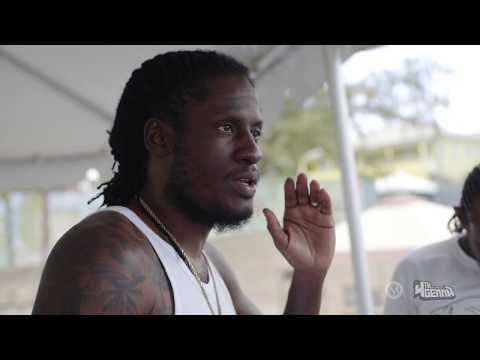 Aidonia Vlog : Trip to Antigua/St Kitts w/BangaNation Band EP II