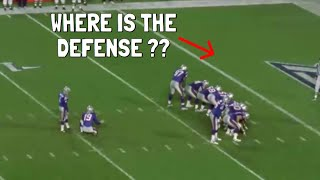 NFL Plays You Have to See to Believe
