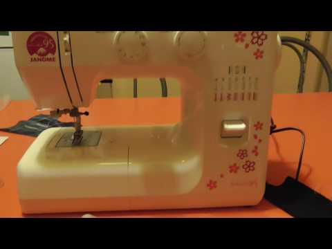 Швейная машина Janome Sakura 95 - обзор
