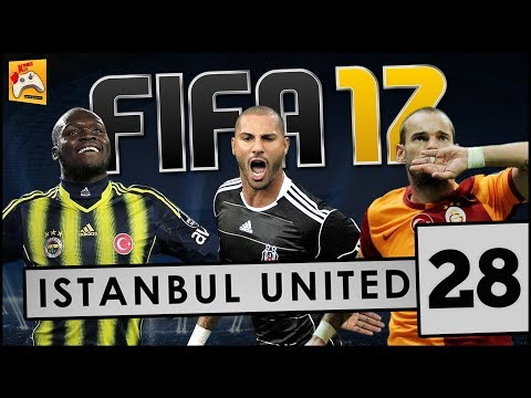 #28 İSTANBUL UNİTED, BARCELONA DEPLASMANINDA! 🏆 FIFA 17 DEVLER LİGİ