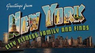 Rush Hour Traffic in NYC Manhattan!