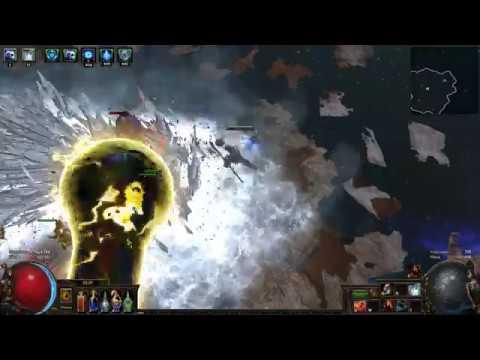 Poe 3.9 Лига метаморф!Минёр-Ледяной Каскад За 3.5 Экза Чистит Всё!Часть Вторая - Древний/Шейпер!!!