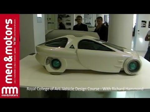 Royal College of Art: Vehicle Design Course - With Richard Hammond