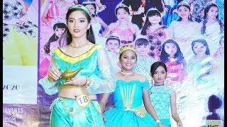 Disney Prince & Princess Fashion, finale Roll Call (excerpt)