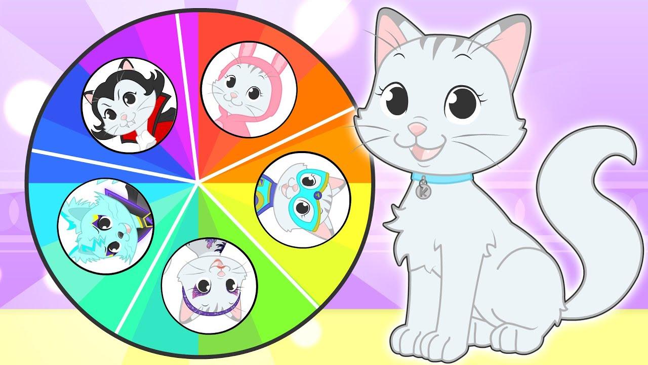 BABY PETS 🐱🍼 Un día con la gatita Kira 🐾 Cambios de look, Recetas, Ir al médico y mucho más