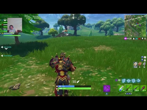 Fortnite Giveaway @ 415 Subs