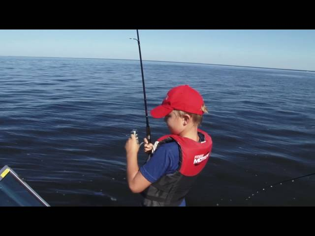 Tony Roach Report Mille Lacs Lake Mid August 2016