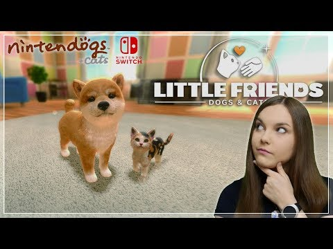 LITTLE FRIENDS, LE NINTENDOGS DE LA SWITCH ?