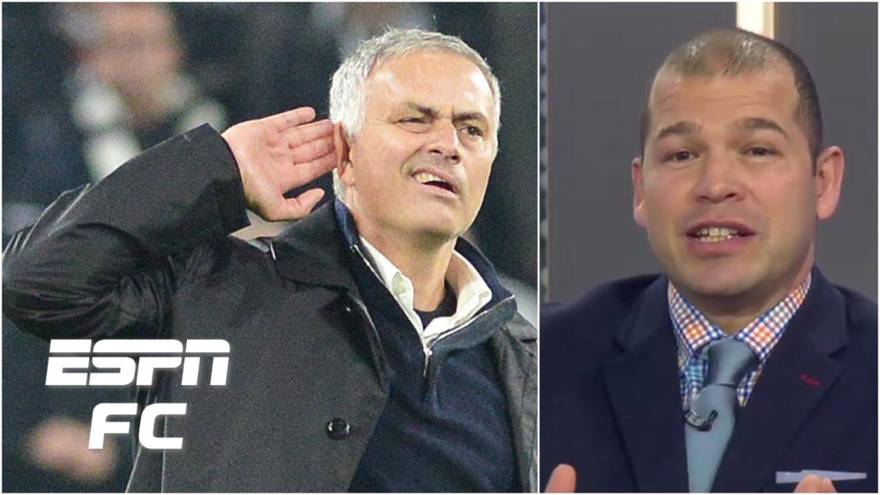 Jose Mourinho should stop being a club manager, take over a national team - Ale Moreno   ESPN FC