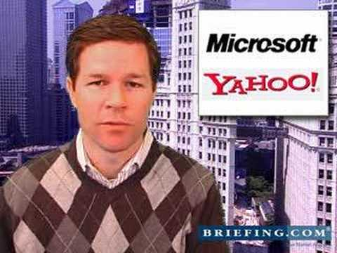 Stock Analysis: Yahoo and Microsoft