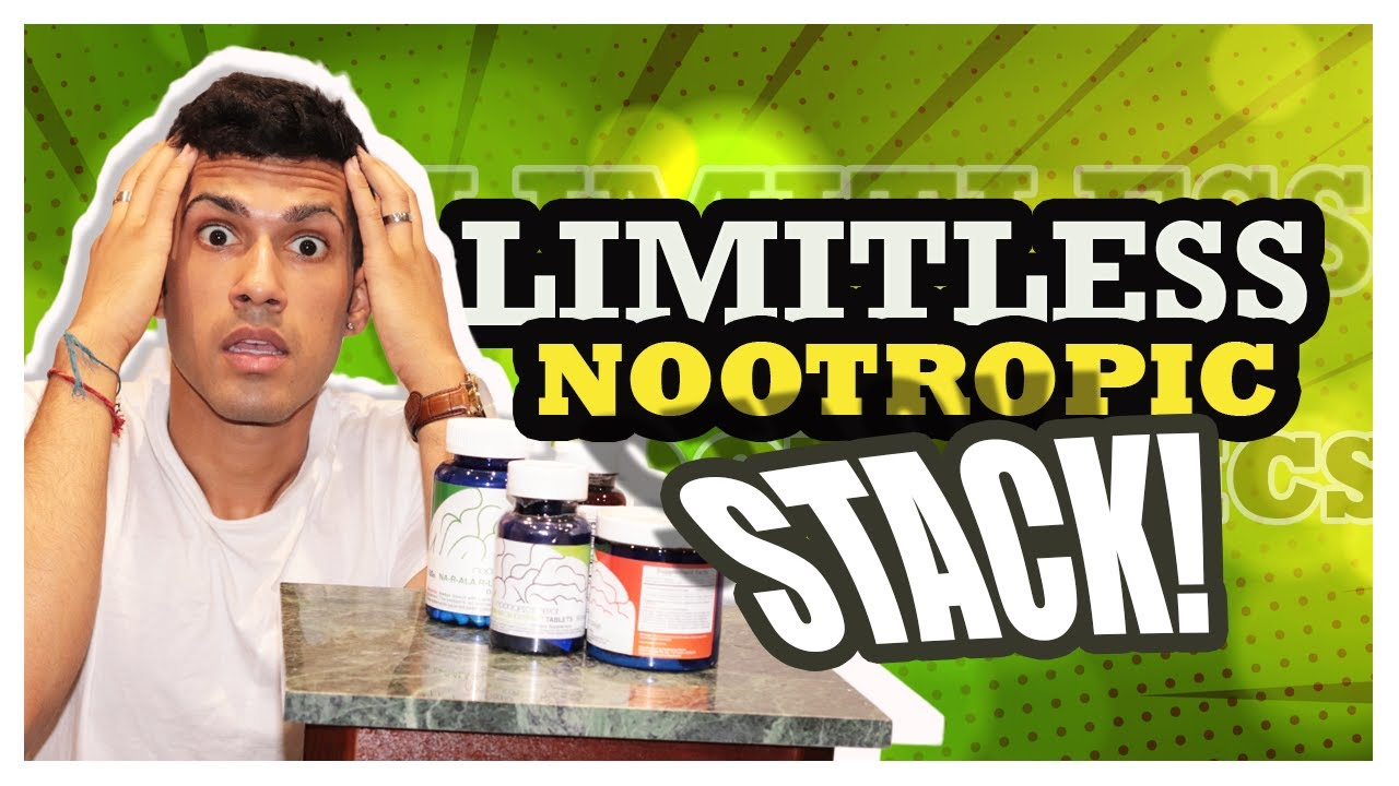 Download The Limitless Nootropic Stack Revealed