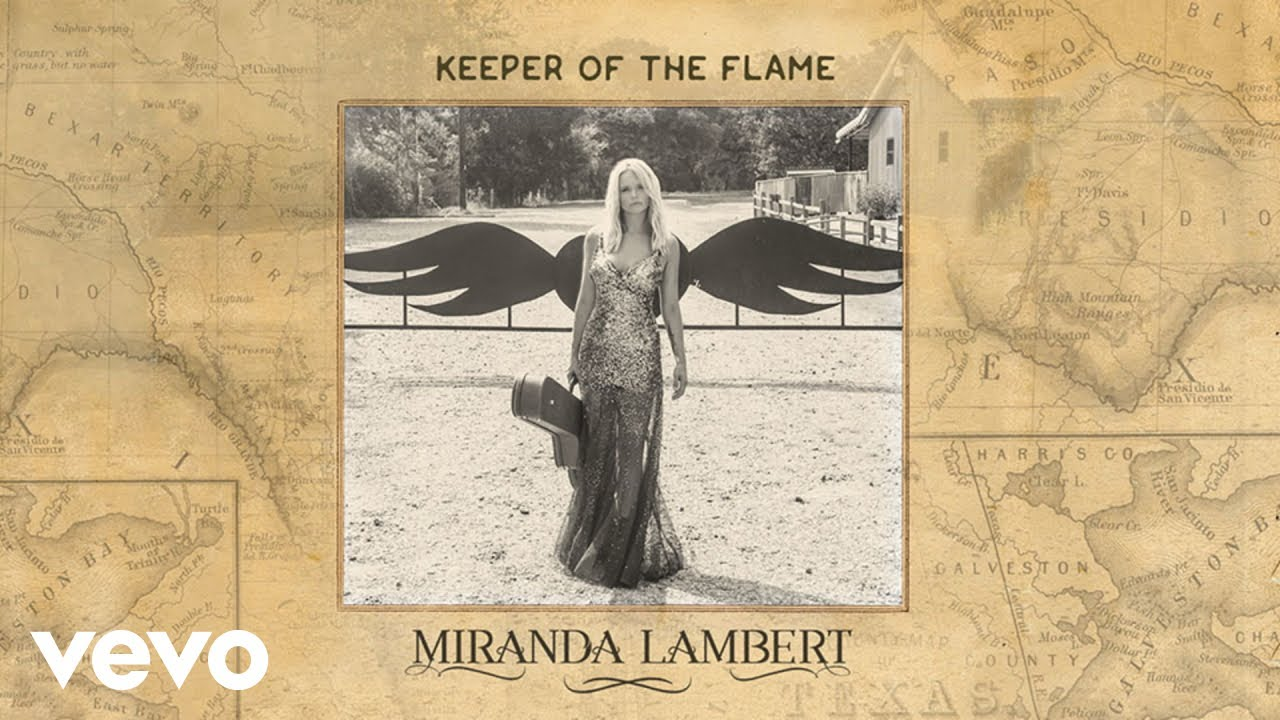 Miranda Lambert's 'Weight of These Wings': Track by Track