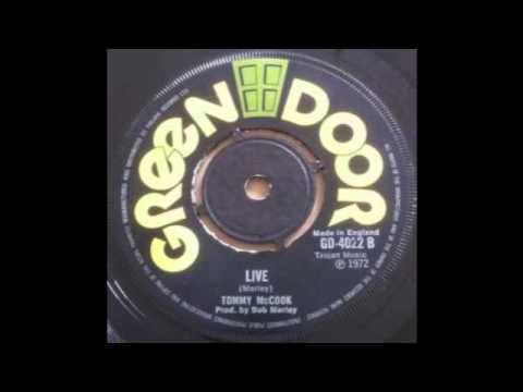 BOB MARLEY &WAILERS & TOMMY McCOOKLively Up YourselfGREEN DOOR