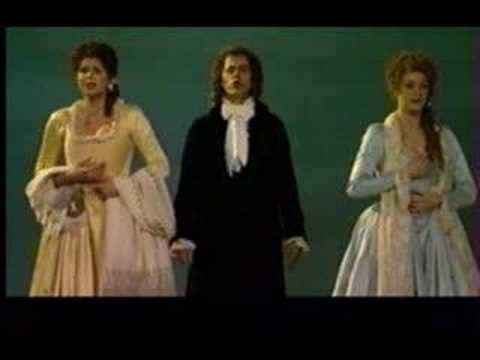 """Cosi Fan tutte 1996 - Trio """"Soave il vento"""""""