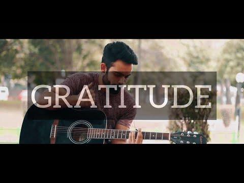 Amin Toofani- Gratitude | Cover