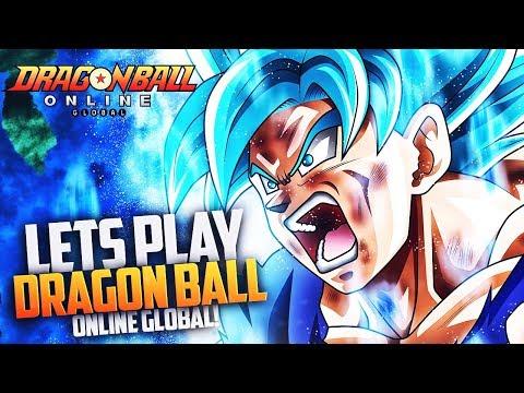 DBOG Kakarot Travels to FearLand! (Dragon Ball Online Global)