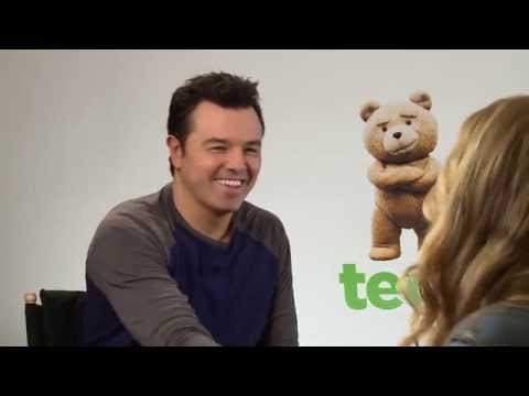 Seth MacFarlane regrets not prank calling more growing up #Ted2