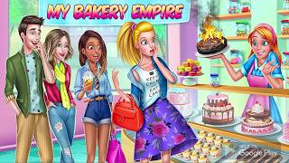 My Bakery Empire | Game Trailer | TabTale