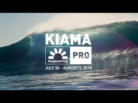 Kiama Bodyboard King Pro Trailer