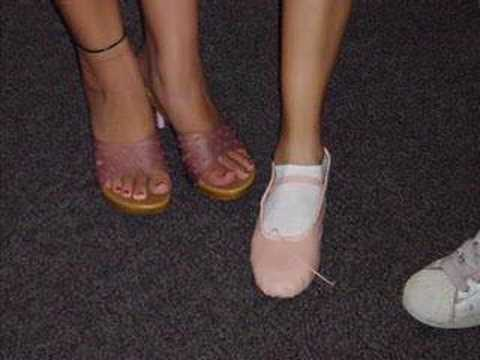 I love Ballet Shoes.Don't you???