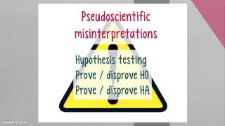 Better Science - Fisher's tests of significance III (misinterpretations)
