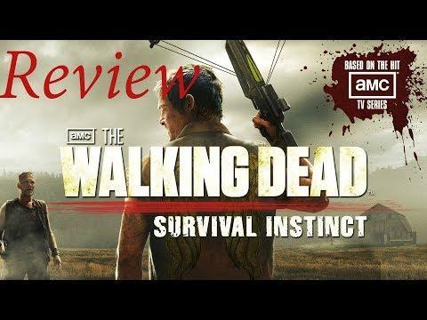The Walking Dead Survival Instinct (PS3) Review