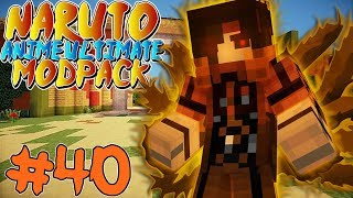 THE SAGE OF THE SIX PATHS! || Naruto Anime Ultimate Modpack Episode 40 (Minecraft Naruto Anime Mod)