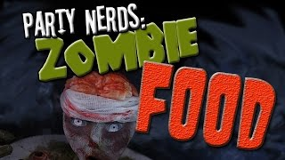 ZOMBIE PARTY FOODS   Party Nerds