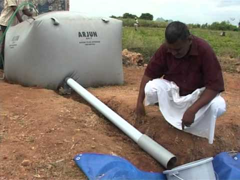 Arjun Biogas holders INDIA +91 94433 75577