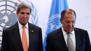 США и Россия: борьба за мир в Сирии
