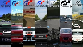 Gran Turismo All Intros From 1997 to 2017 [GT1 to GT Sport]
