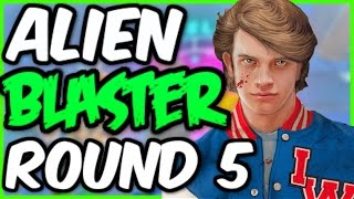 WONDER WEAPON SHORTCUTS! HOW TO GET ALIEN BLASTERS BY ROUND 5! ZOMBIES IN SPACELAND!