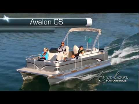 2013 Pontoon Boats- The Avalon GS - A Series - Avalon Pontoon Boats