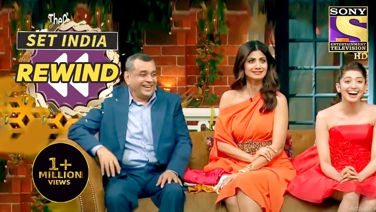 Download Hungama On The Sets With The Hungama Cast | The Kapil Sharma Show | SET India Rewind 2020