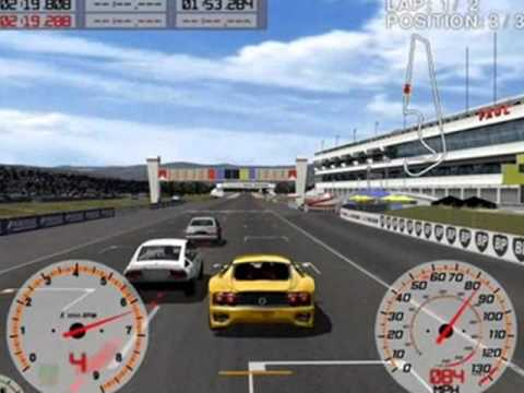 3gp mobile car games free