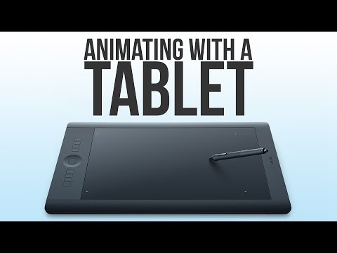 Switching to a Wacom Tablet for 3D Animation: Why and How