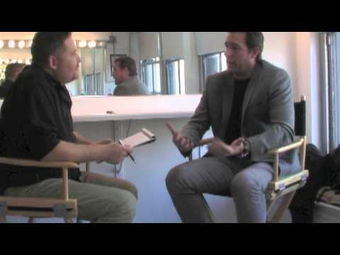Ed Burns interview with 25A magazine