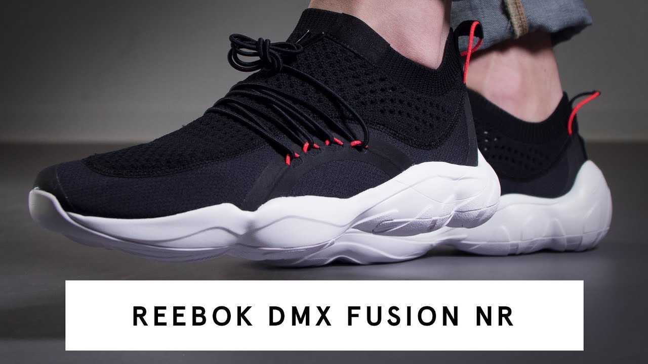 exclusive shoes good looking san francisco Reebok DMX Fusion NR | On-Feet Shorty - YouTube